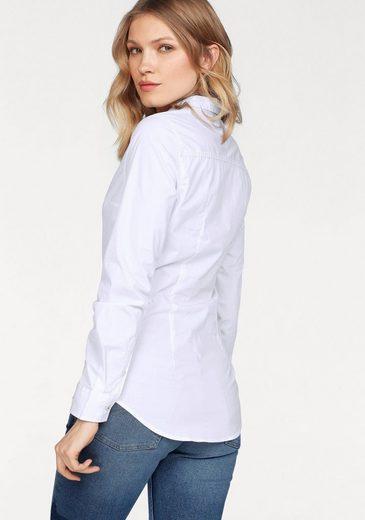 Tommy Jeans Bluse Tjw Slim Fit Poplin Shirt