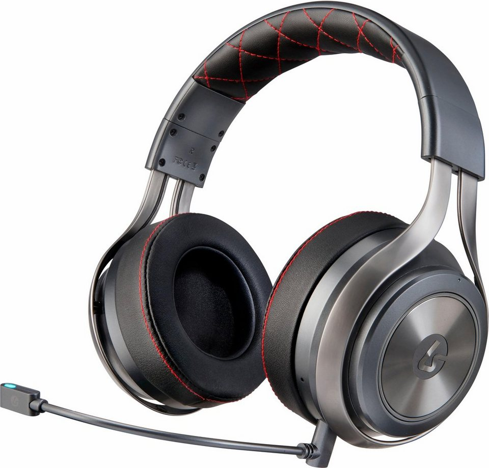 lucid sound ls40 wireless surround gaming headset online. Black Bedroom Furniture Sets. Home Design Ideas