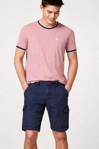 EDC BY ESPRIT Cargo-Shorts aus reiner Baumwolle