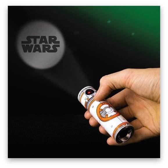 Paladone Fanartikel »Star Wars BB8 Schlüsselanhänger mit Taschenlampe«