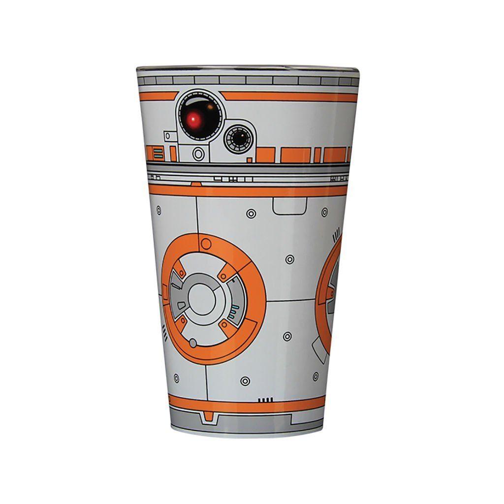 Paladone Fanartikel »Star Wars BB-8 Glas 400ml«