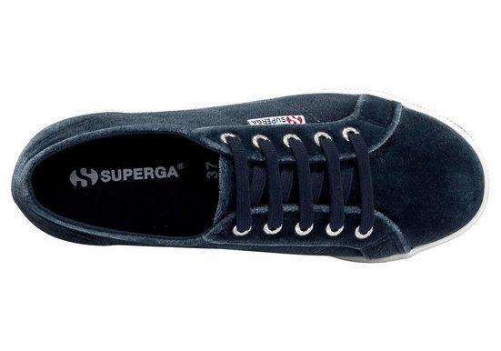 Superga »velvet Plateausneaker Superga »velvet W« Poly Plateausneaker »velvet W« Superga W« Poly Plateausneaker Poly 4AxUq6AT