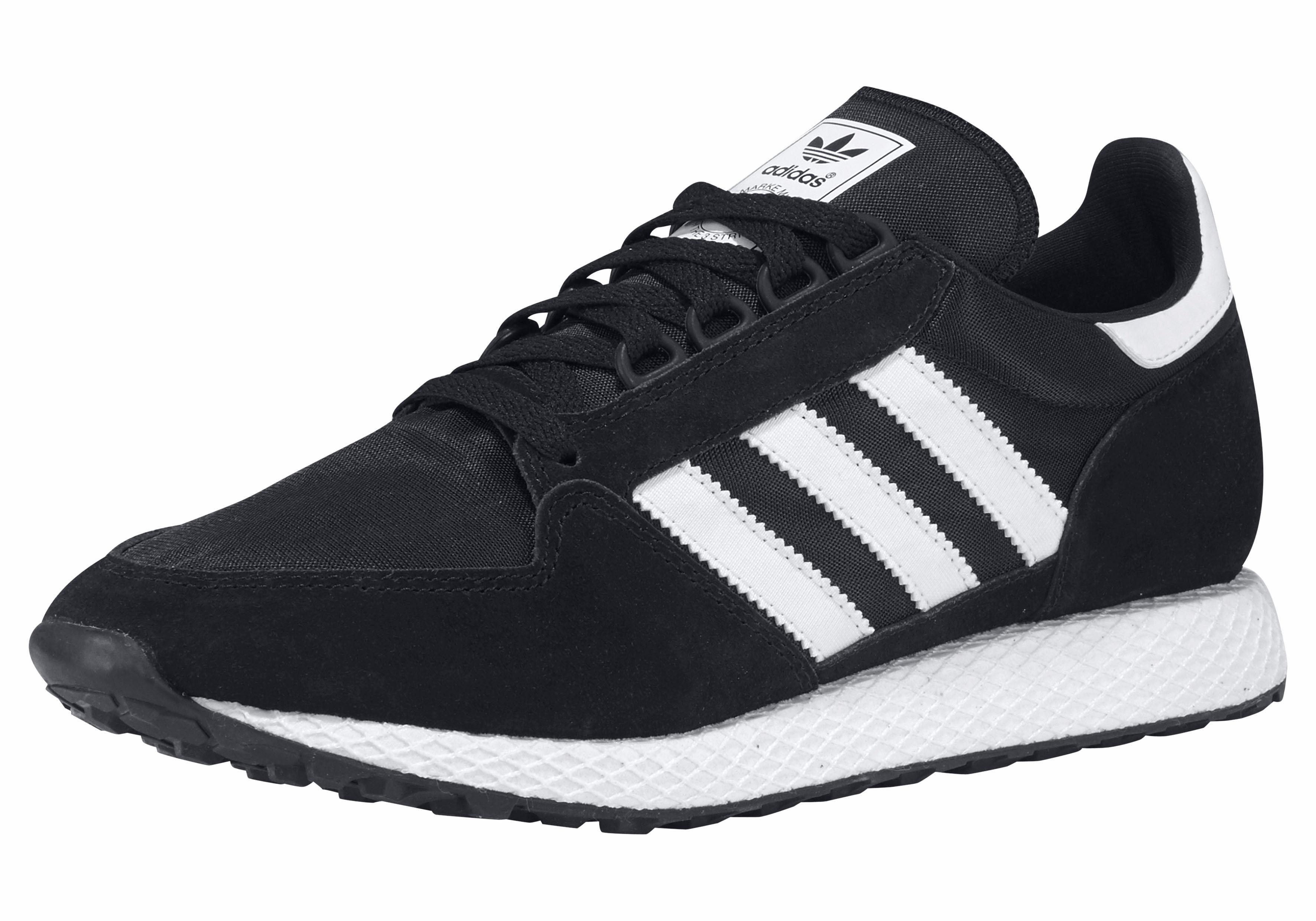 adidas Originals Forest Grove Sneaker kaufen  schwarz-weiß