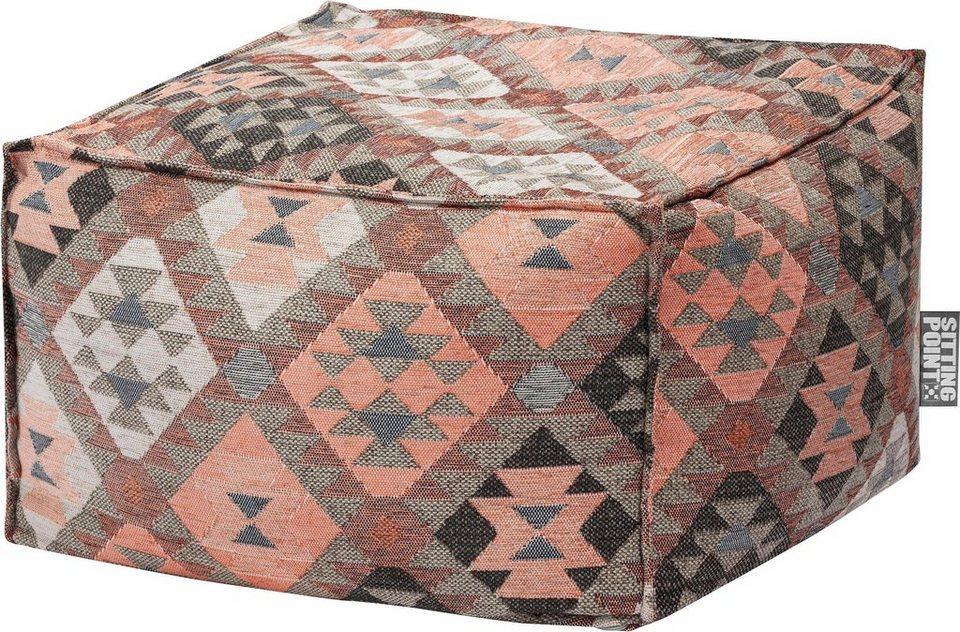 sitting point sitzsack sitzhocker loft lima mit innensack online kaufen otto. Black Bedroom Furniture Sets. Home Design Ideas