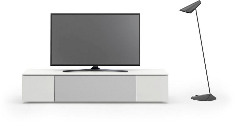 spectral sound lowboard select wahlweise mit tv halterung breite 180 cm online kaufen otto. Black Bedroom Furniture Sets. Home Design Ideas
