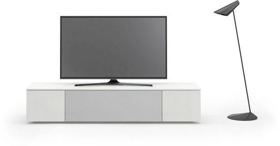 SPECTRAL Audio-Board »Select«, wahlweise mit TV-Halterung, Breite 180 cm, mit Akustikspannstoff