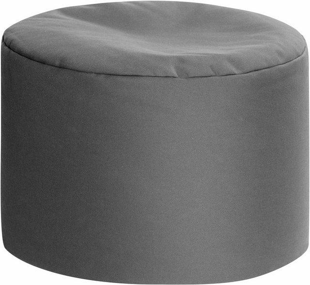 Sessel und Hocker - Sitting Point Sitzsack »Sitzhocker DotCom OUTSIDE«, outdoorfähig  - Onlineshop OTTO
