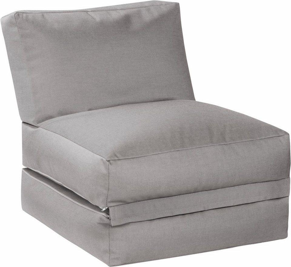 sitting point sitzsack sitzsack und sitzliege twist outside outdoorf hig online kaufen otto. Black Bedroom Furniture Sets. Home Design Ideas