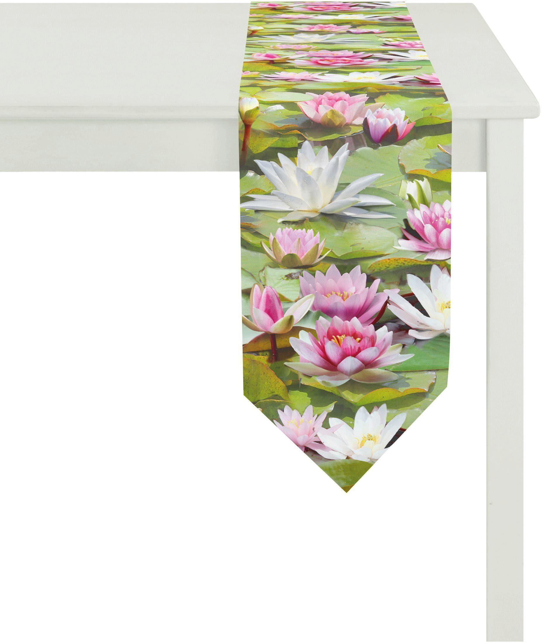 Apelt Tischband, 25x175 cm, »9587 SUMMER GARDEN«