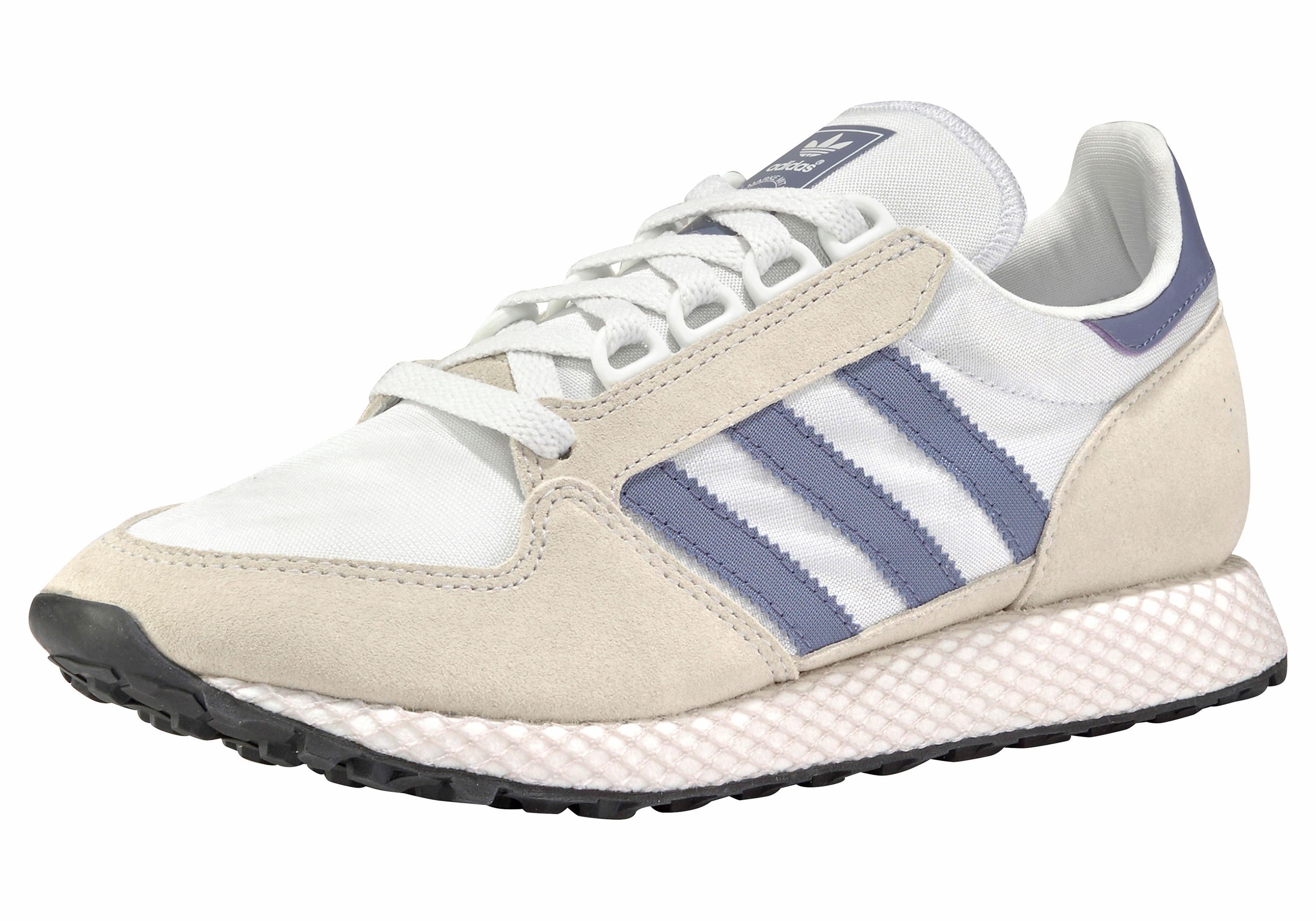 adidas Chaos Freizeitschuhe Damen weißflieder Größe 40 23