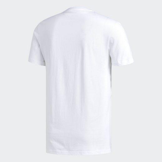 adidas Originals Sporttop Shock T-Shirt
