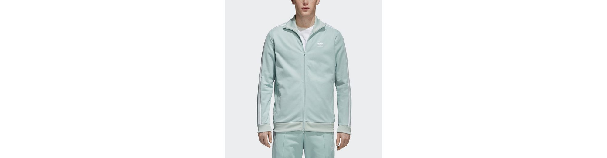 adidas Originals Sweatjacke BB Originals Jacke Sneakernews Rabatt Neueste Offizielle Seite yRGpZQfZzg