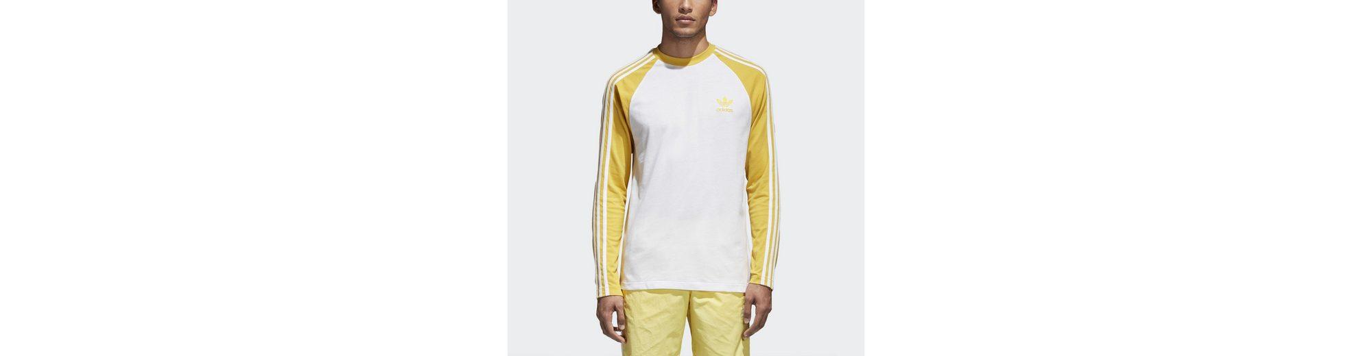 adidas Originals Langarmshirt 3-Streifen Longsleeve