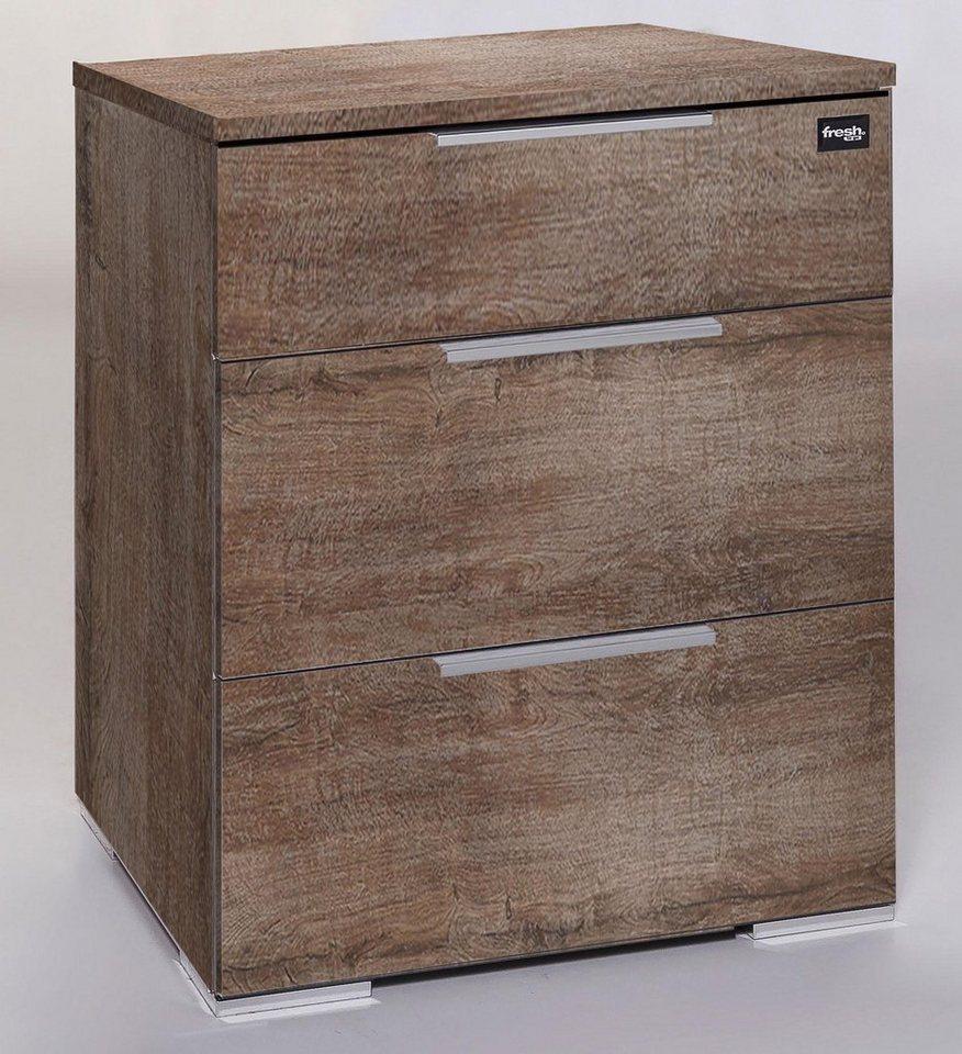 fresh to go nachttisch level praktische schubk sten online kaufen otto. Black Bedroom Furniture Sets. Home Design Ideas
