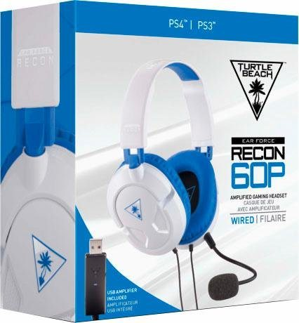 turtle beach recon 60 ps4 gaming headset kaufen otto. Black Bedroom Furniture Sets. Home Design Ideas