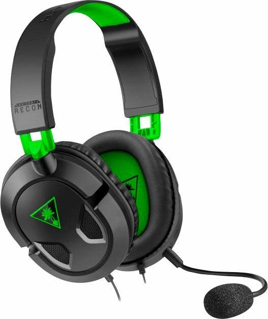 turtle beach ear force recon 50x gaming headset otto. Black Bedroom Furniture Sets. Home Design Ideas