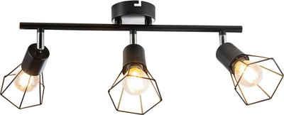 Nino Leuchten Deckenspots »Toni«, Deckenlampe