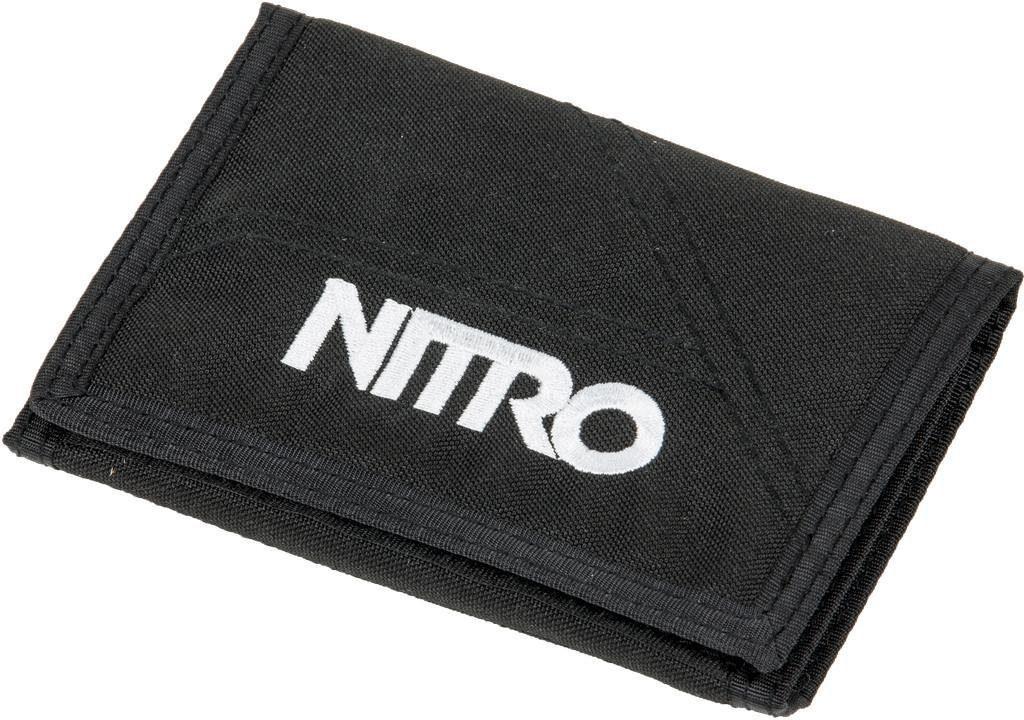 Nitro Geldbörse, »Wallet Black«