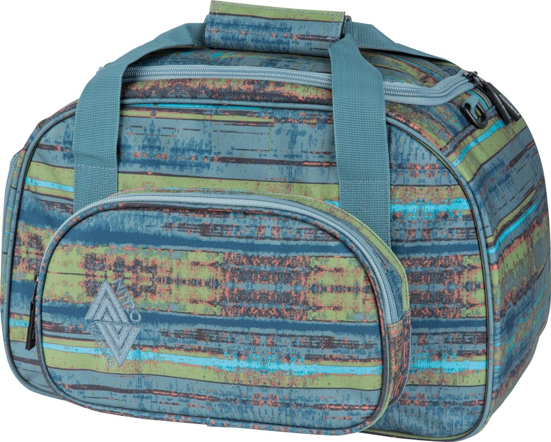 Nitro Reisetasche, »Duffle Bag XS Frequency Blue«