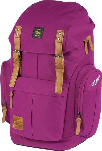 NITRO Laptoprucksack »Daypacker Grateful Pink«