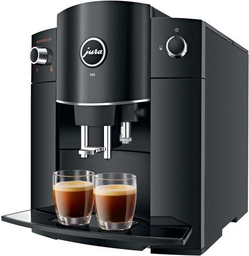 JURA Kaffeevollautomat 15193 D60 Piano Black