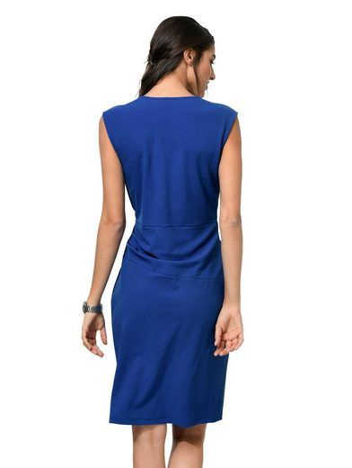 Alba Moda Kleid mit Wickel-Optik
