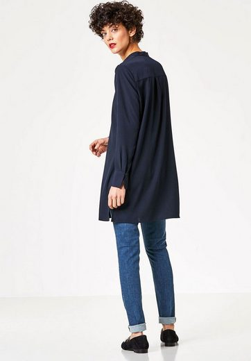 Huber Hall Long Shirt With Side Slits