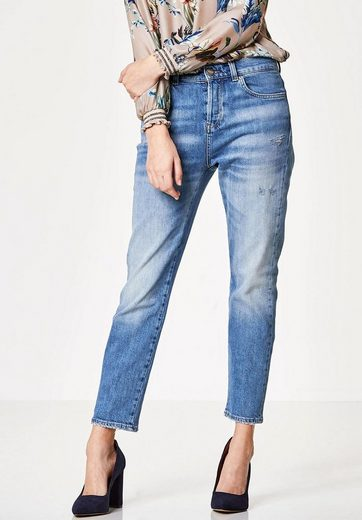 HALLHUBER Girlfriend-Jeans aus Candiani Denim