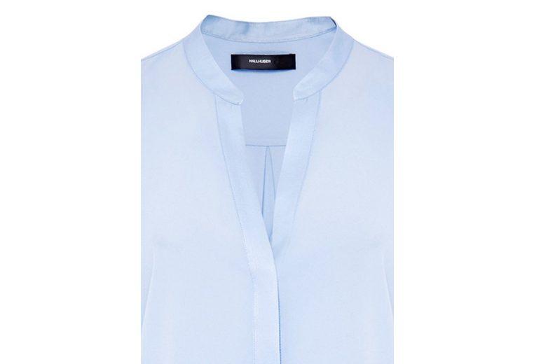 HALLHUBER Tunika-Bluse mit Seideneinfassung Auslass Niedriger Versand Verkauf Outlet-Store f5k2EJUK4B