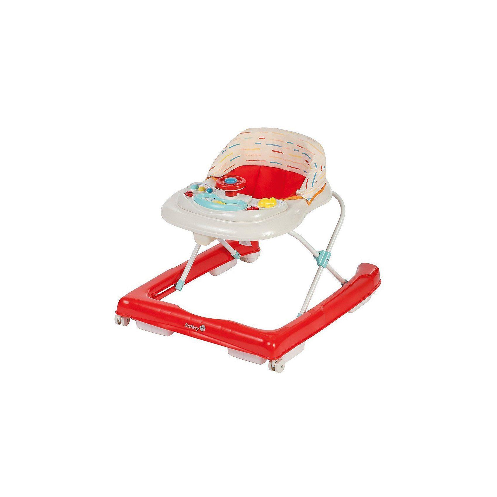 Safety 1st Lauflernhilfe Ludo, Red Lines