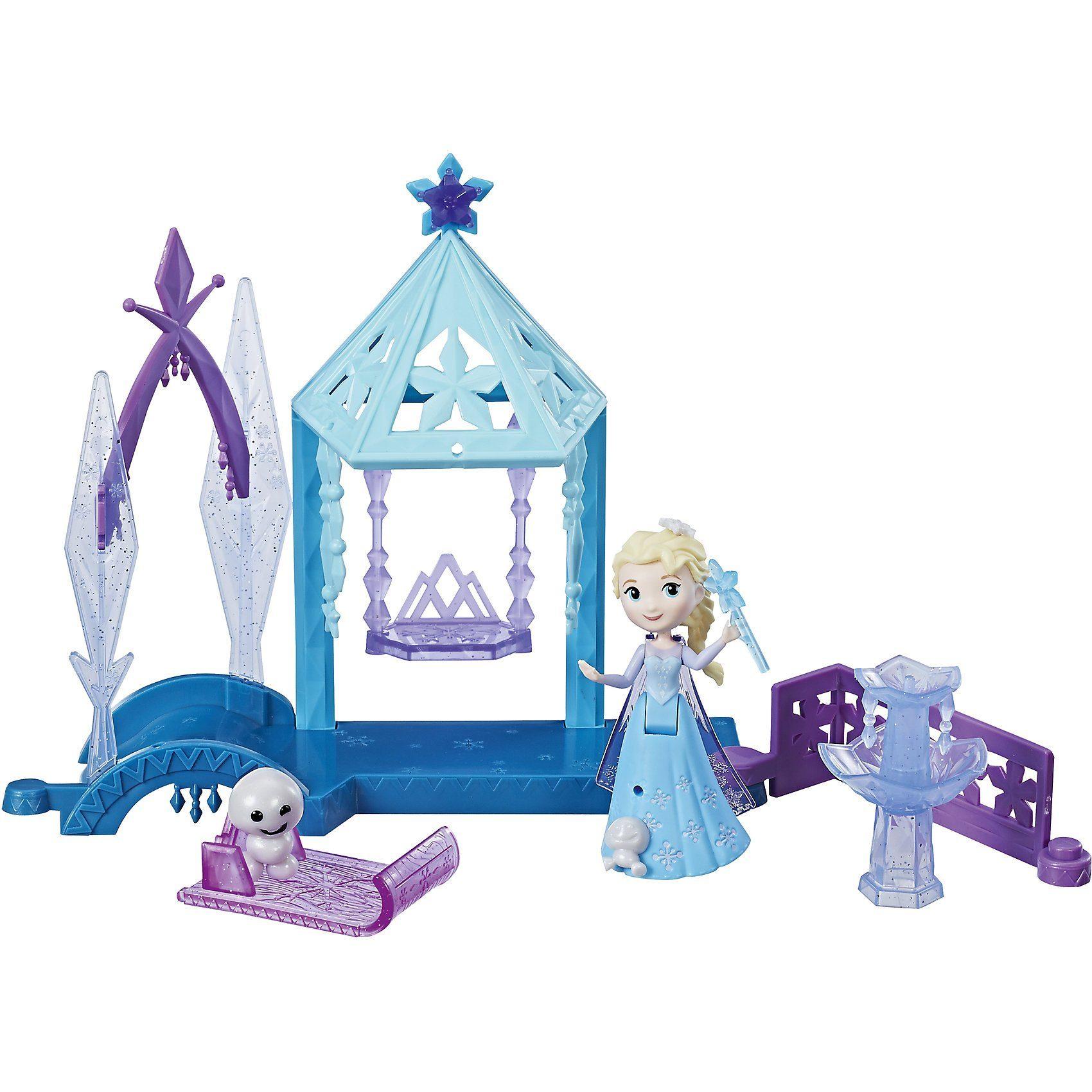 Hasbro Die Eiskönigin Little Kingdom Spielset