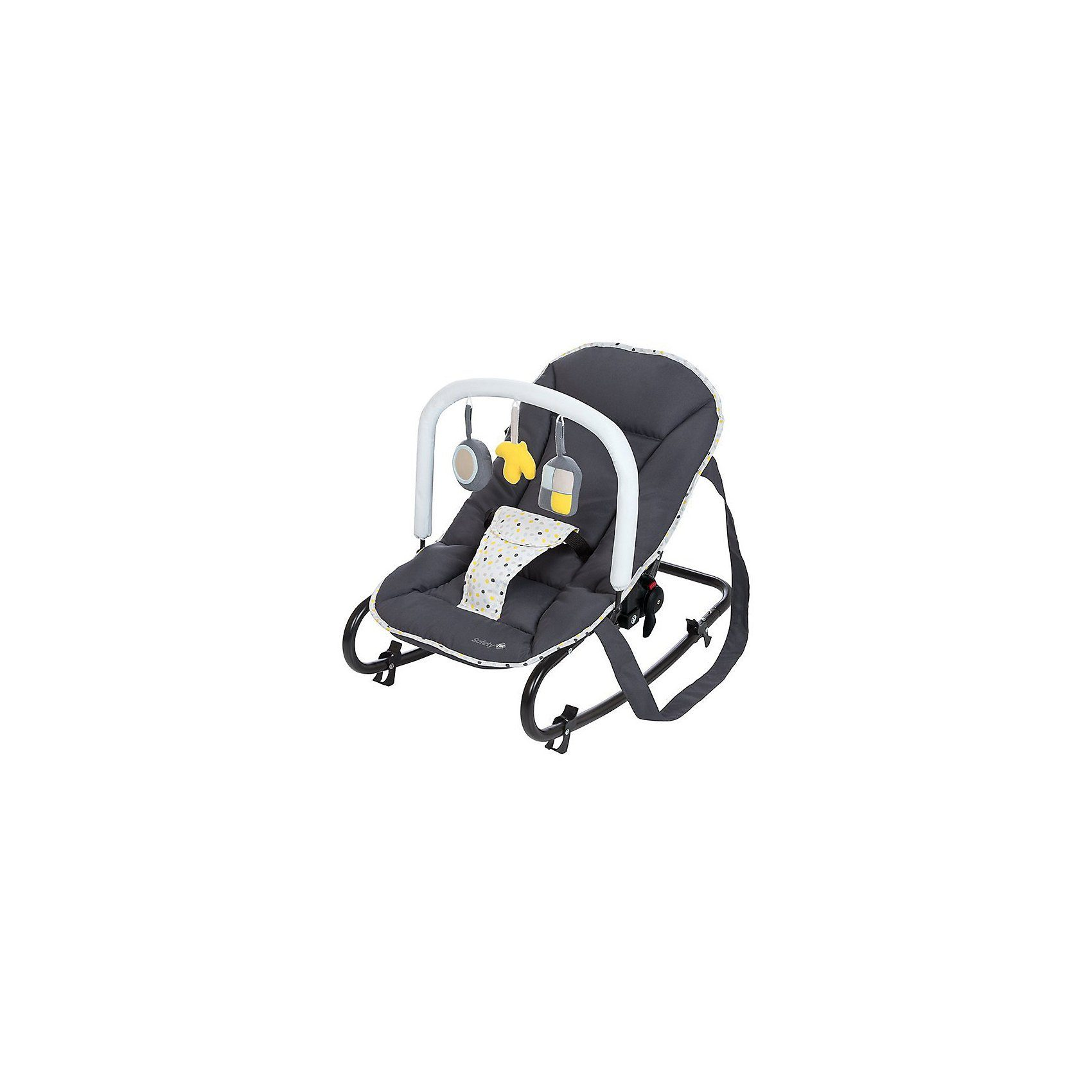 Safety 1st Wippe Koala, Grey Patches