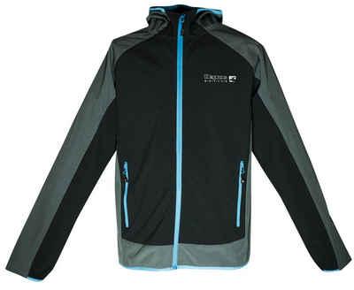 Куртка из софтшелла DEPROC Active