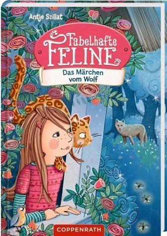 Gebundenes Buch »Das Märchen vom Wolf / Fabelhafte Feline Bd.3«