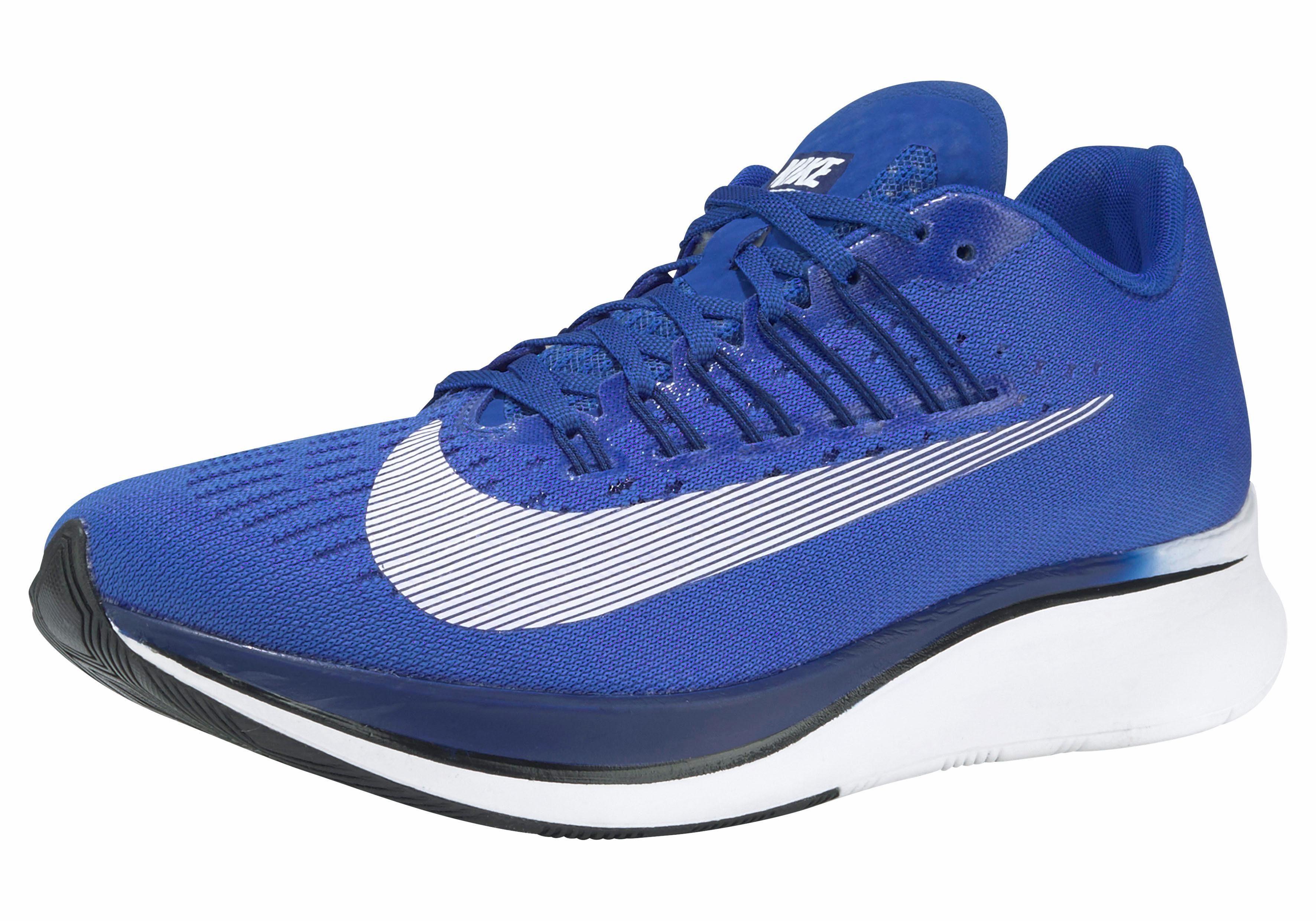 Nike Wmns Zoom Fly Laufschuh online kaufen  royalblau-rot
