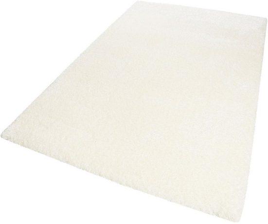 Hochflor-Teppich »Toubkal«, Wecon Home, rechteckig, Höhe 50 mm, Besonders weich durch Microfaser
