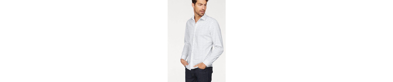 ESPRIT Hemd, aus Baumwolle