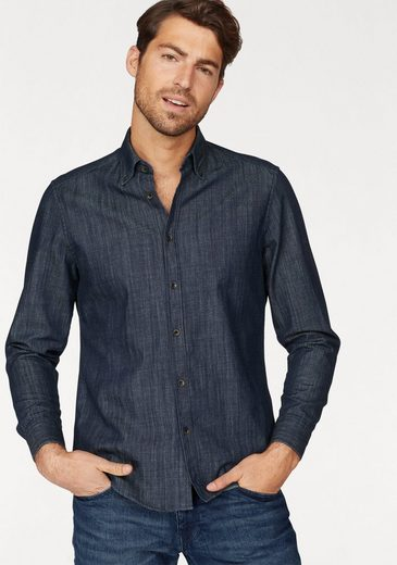 Esprit Shirt, With Buttoned Collar
