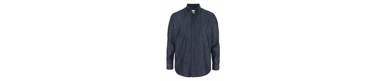 ESPRIT Hemd, mit geknöpftem Kragen
