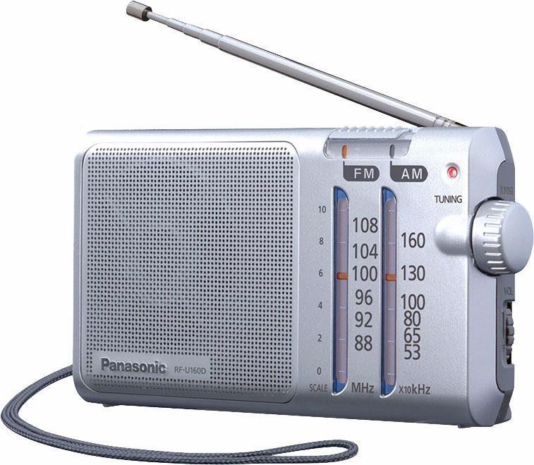 Panasonic RF-U160DEG tragbares Radio
