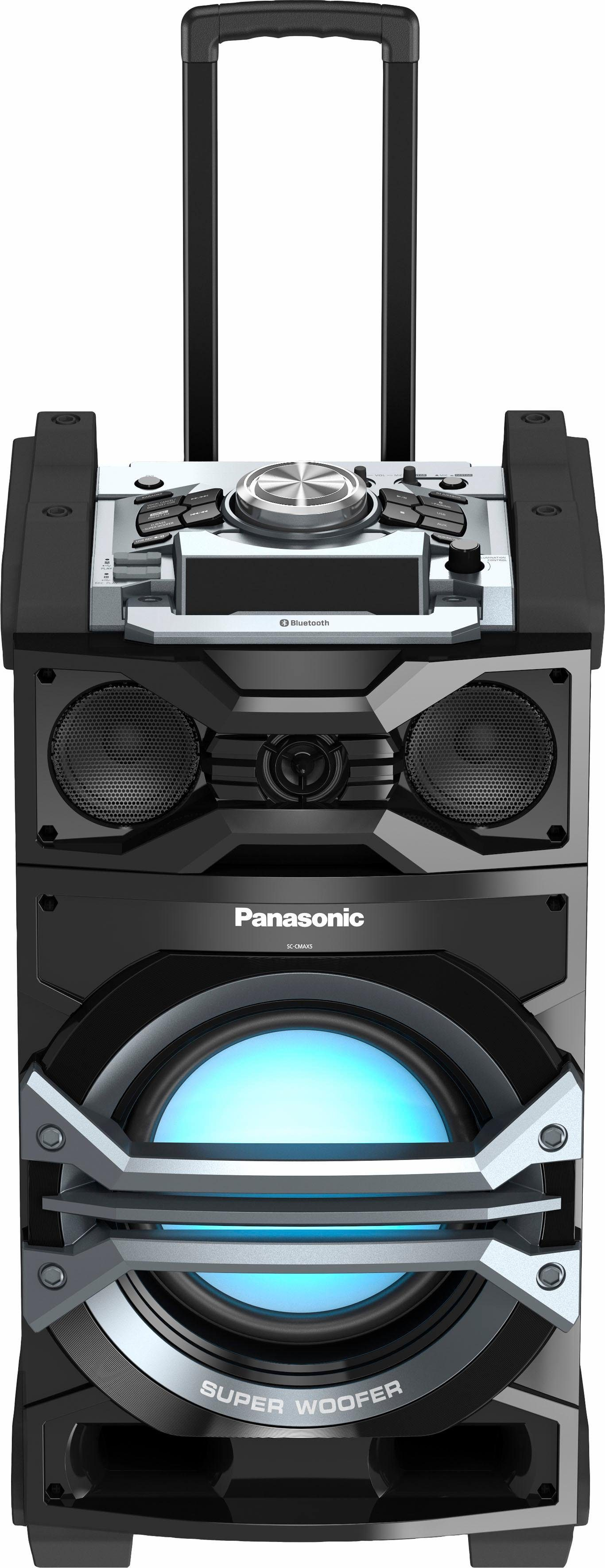 Panasonic SC-CMAX5 Mini-System