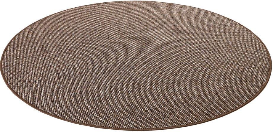 Teppich »Everest«, Living Line, rund, Höhe 7 mm | Heimtextilien > Teppiche > Sonstige-Teppiche | Living Line