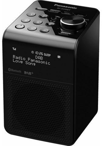 PANASONIC »RF-D20BT« Radio (Digitalr...