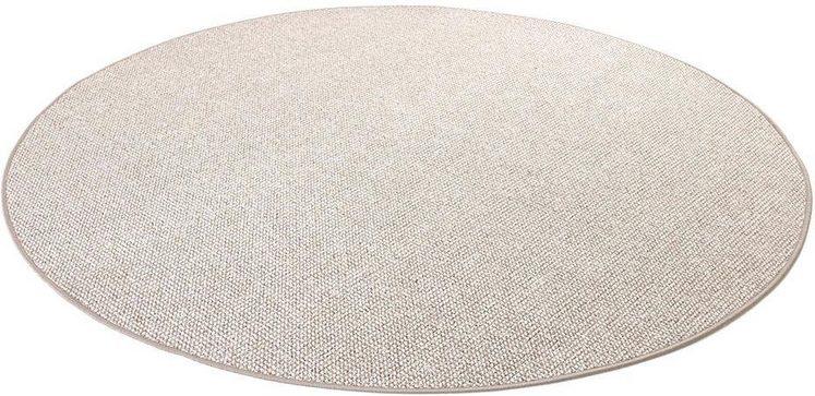 Teppich »Everest«, Living Line, rund, Höhe 7 mm