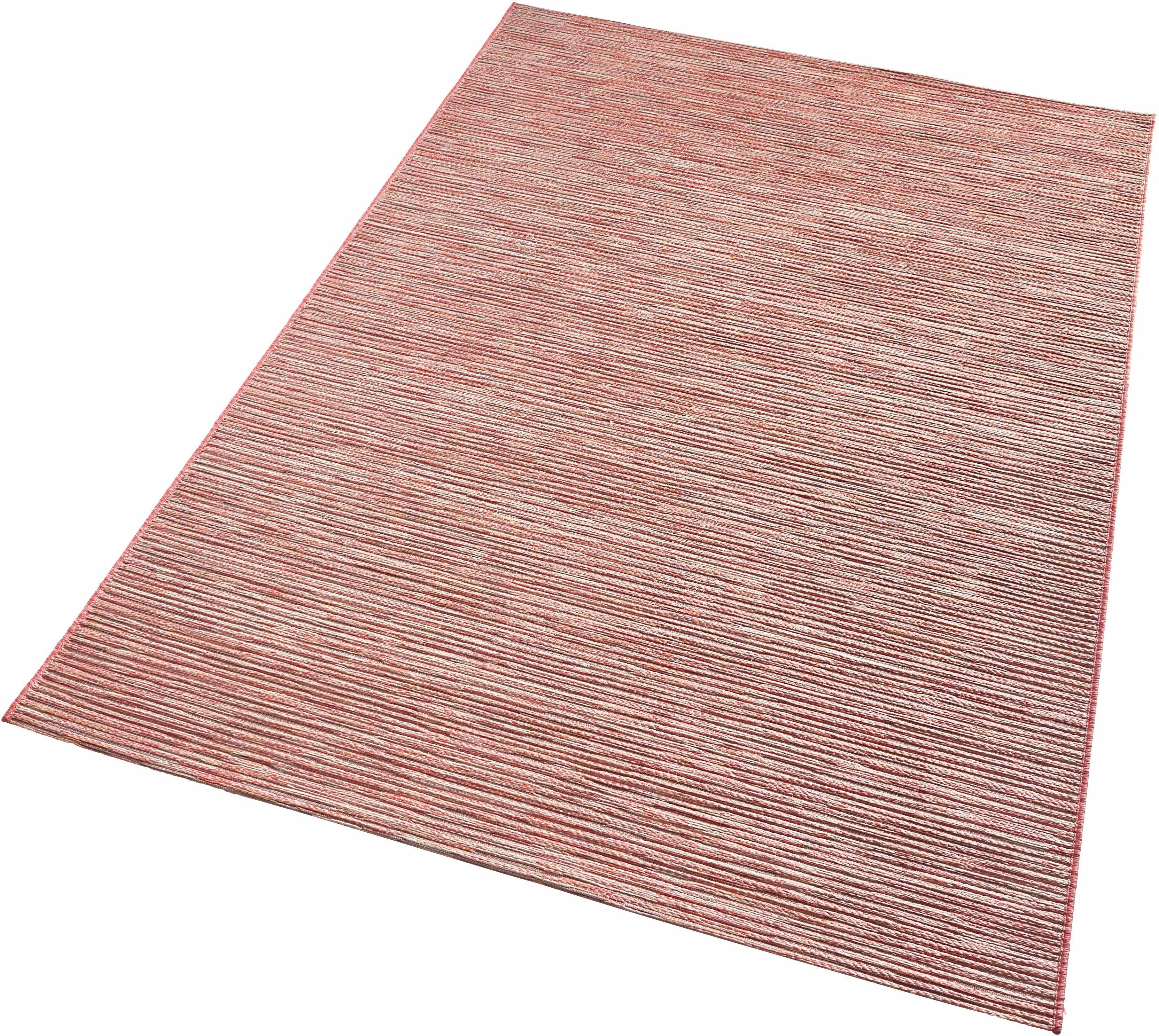 Teppich »Ivy«, bougari, rechteckig, Höhe 7 mm, In- und Outdoor geeignet