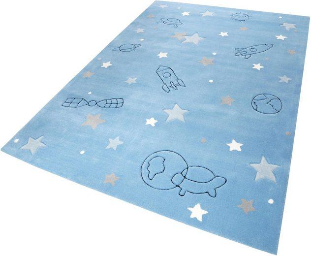Kinderteppich »Han«, Esprit, rechteckig, Höhe 10 mm