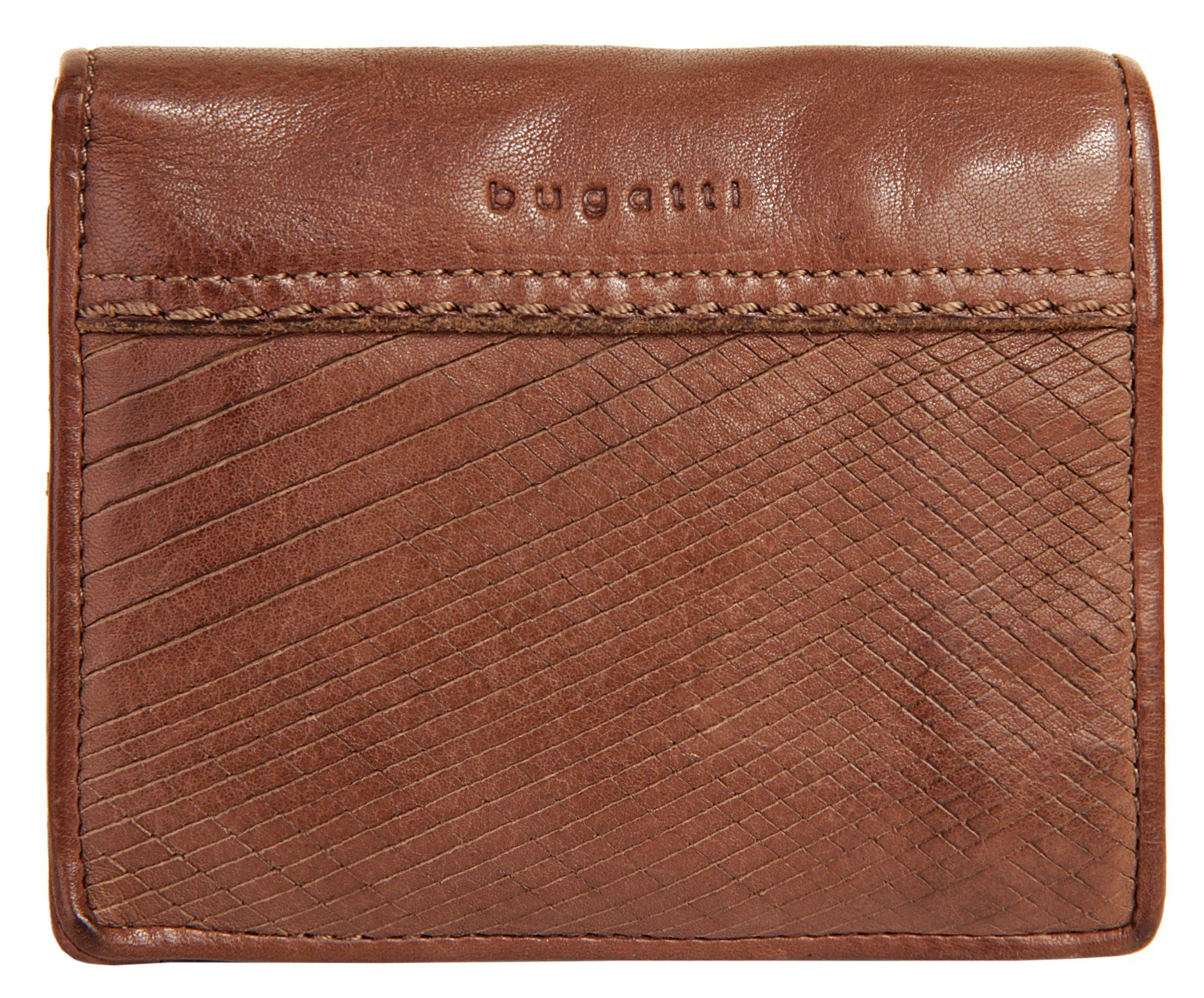 Bugatti Geldbörse »TAGLIATA«, Kreditkartenfächer
