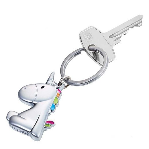 Einhorn-Schlüsselanhänger