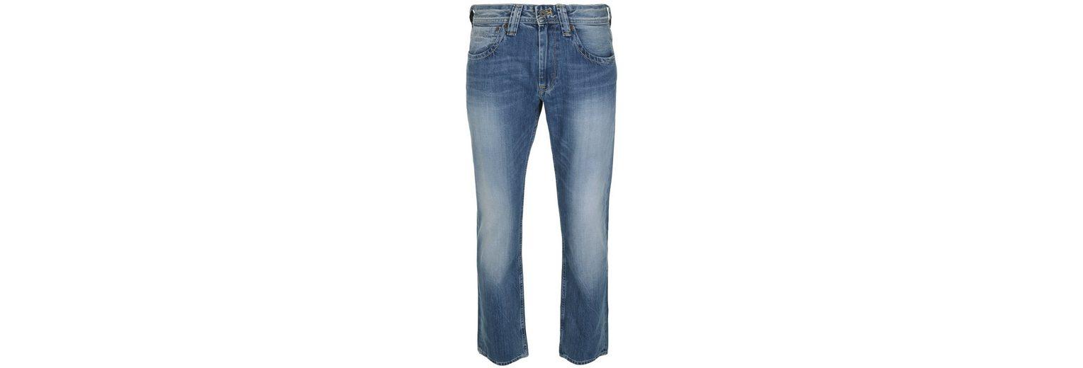Pepe Jeans 5-Pocket-Jeans KINGSTON ZIP, Regular Fit