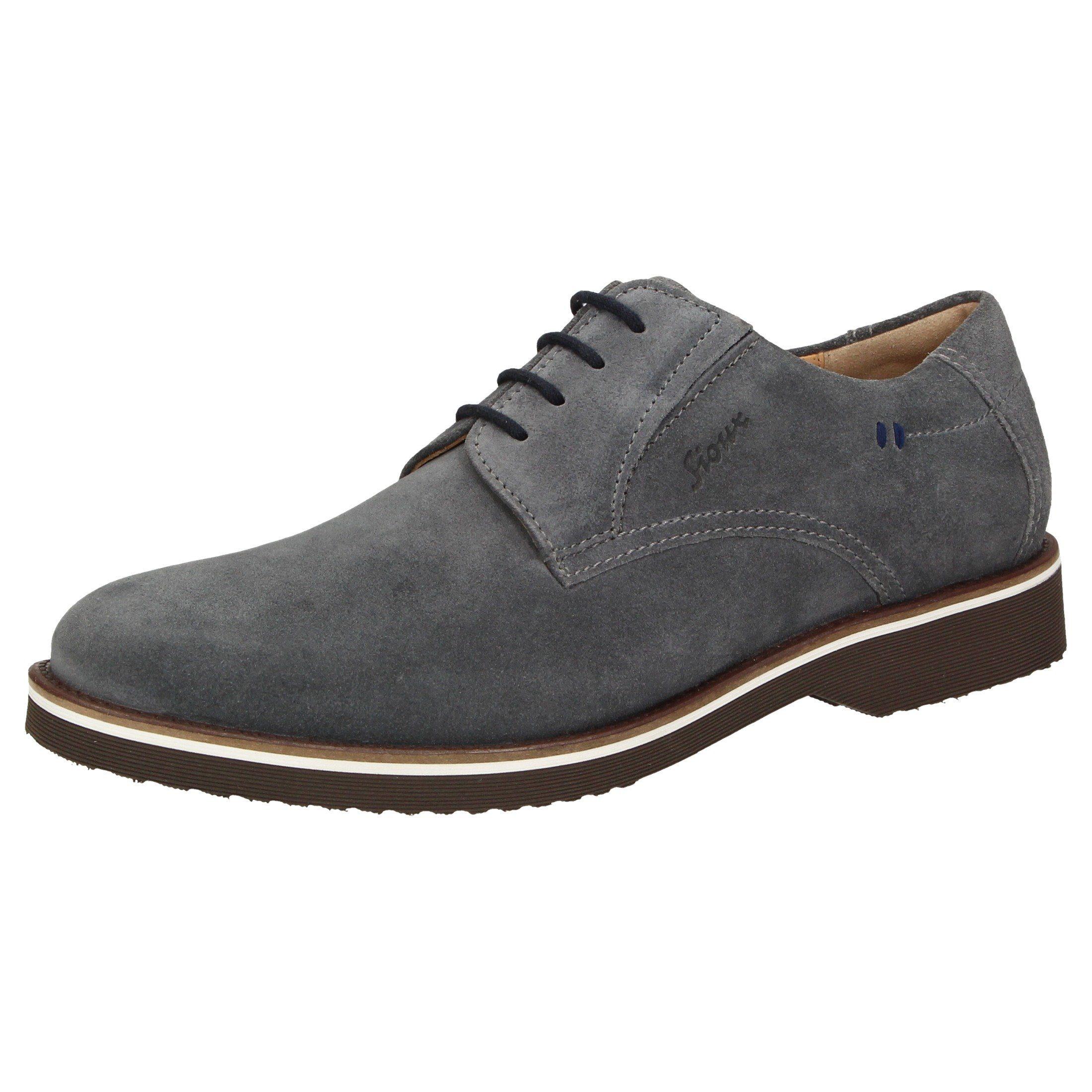 SIOUX Dionigo-XL Schnürschuh online kaufen  grau